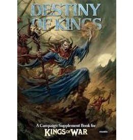 Mantic Games Company Kings of War: The Destiny of Kings