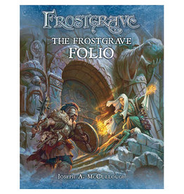 Osprey Games Frostgrave: The Frostgrave Folio