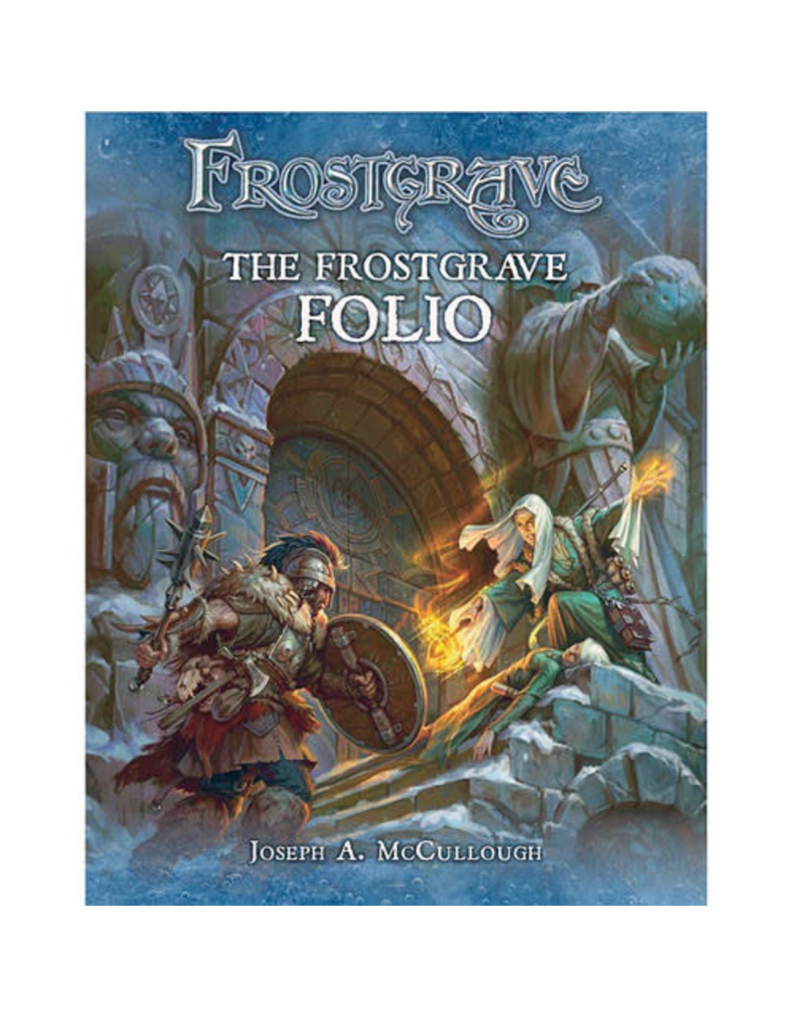 Osprey Games Frostgrave: The Frostgrave Folio
