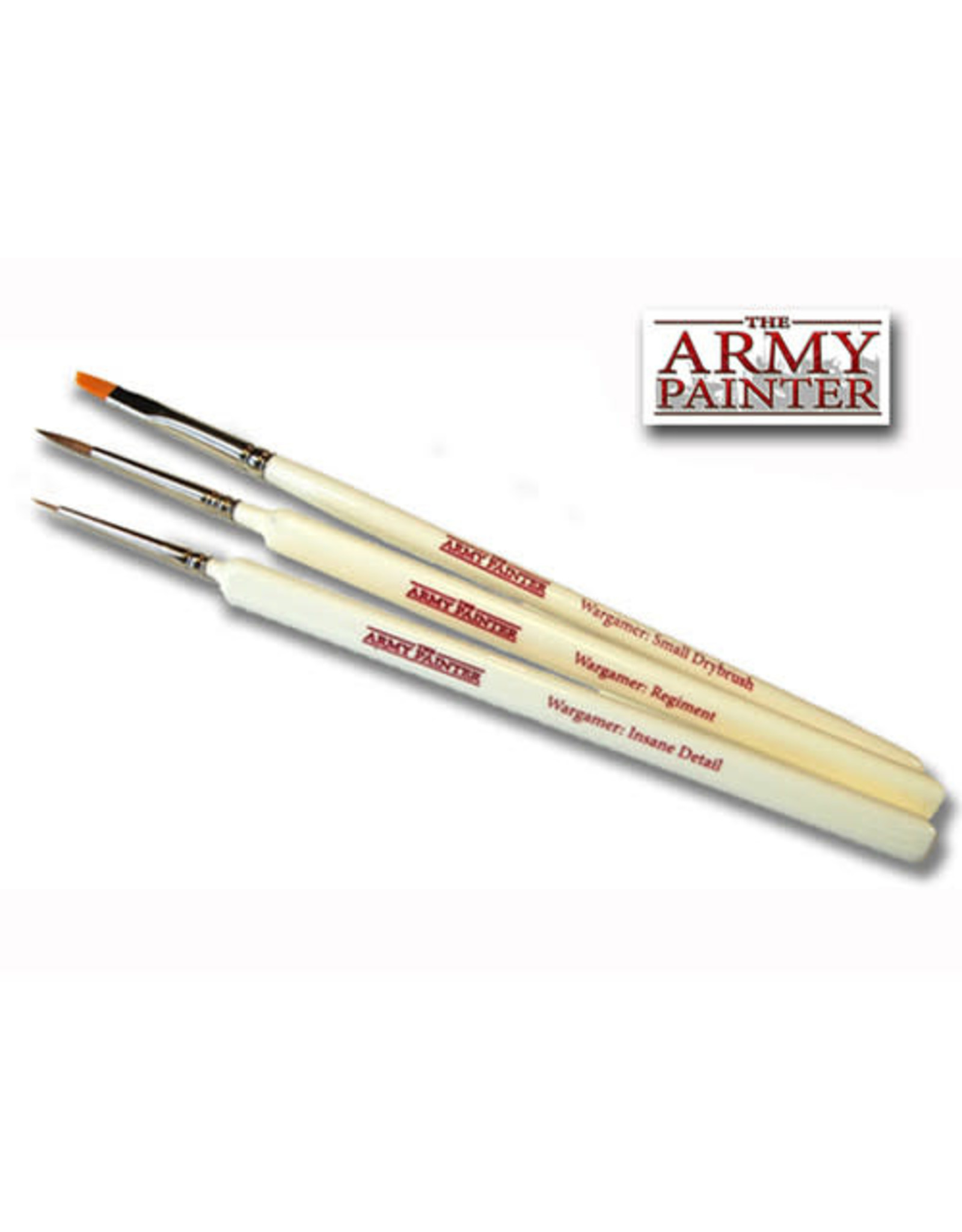 TAP Hobby Starter: Wargamers Most Wanted Brush Set