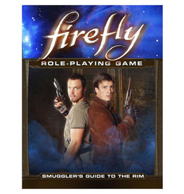 Margaret Weis Productions Firefly RPG: Smuggler's Guide to the Rim