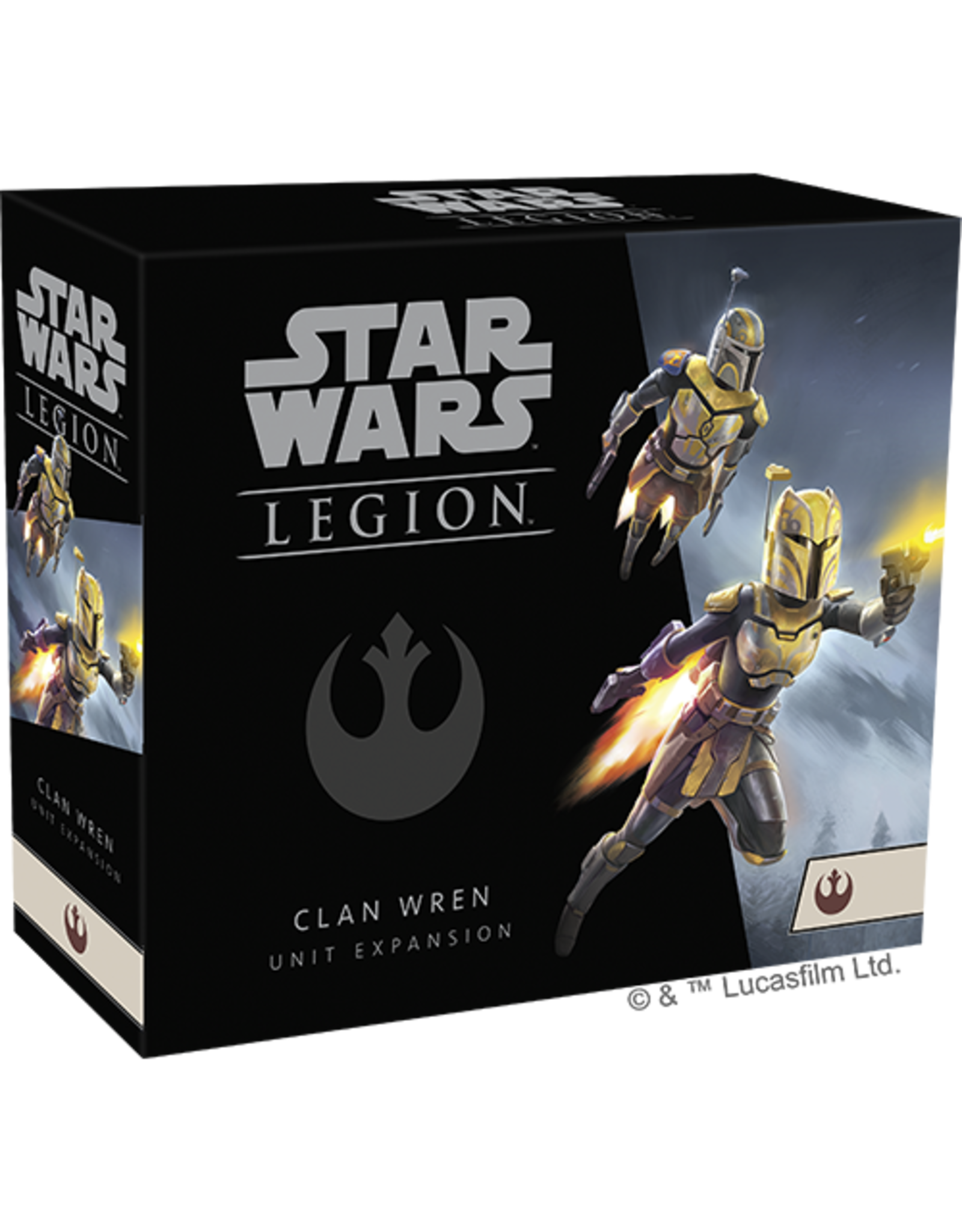Fantasy Flight Games Star Wars: Legion - Clan Wren Unit Expansion