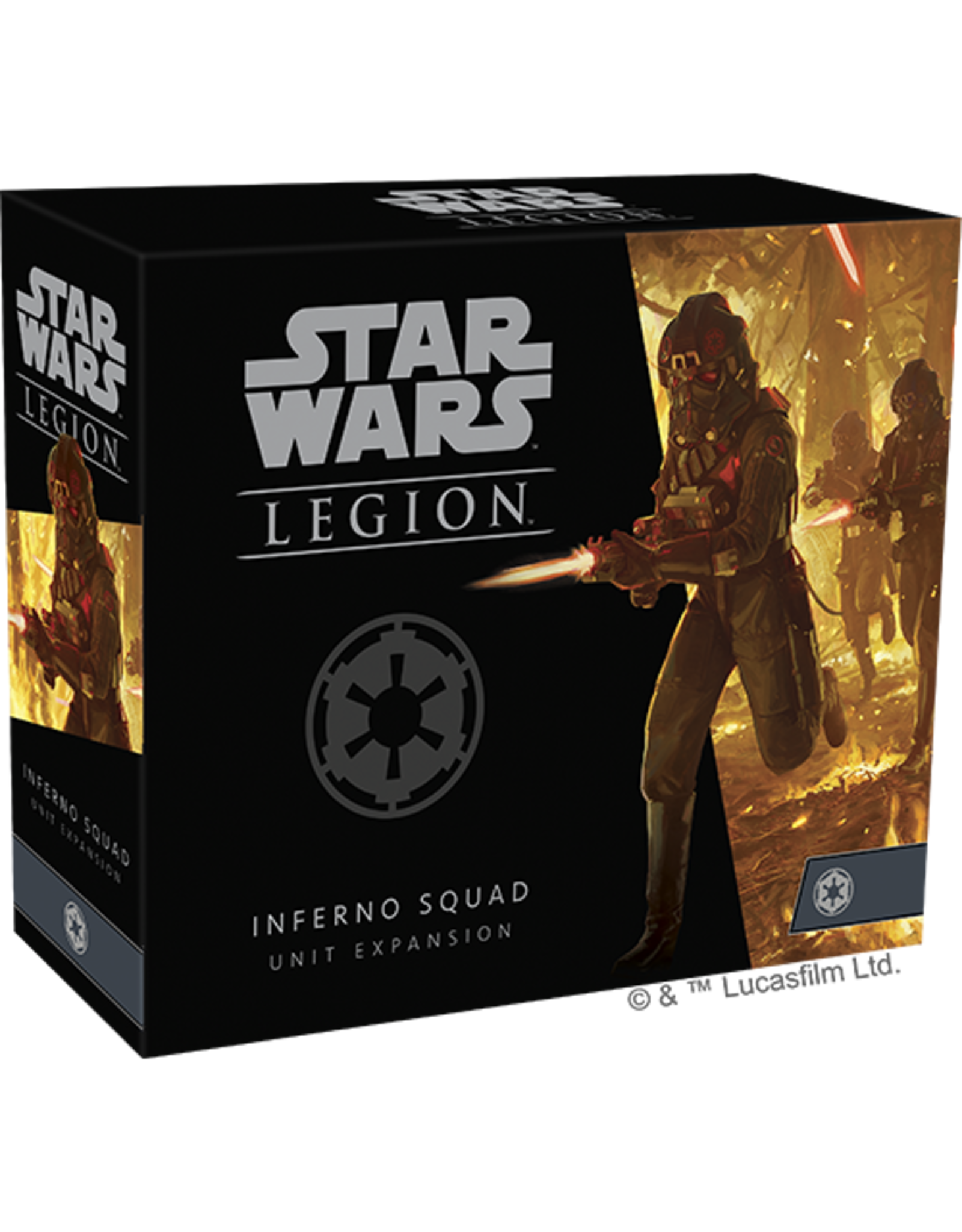 Fantasy Flight Games Star Wars: Legion - Inferno Squad Unit Expansion