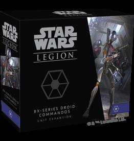 Fantasy Flight Games Star Wars: Legion - BX-series Droid Commandos Unit Expansion