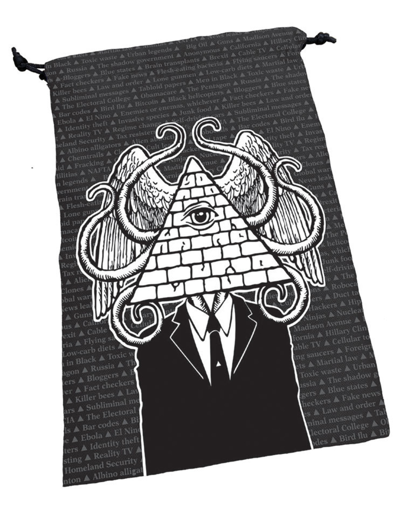 Steve Jackson Games Dice Bag: Illuminati