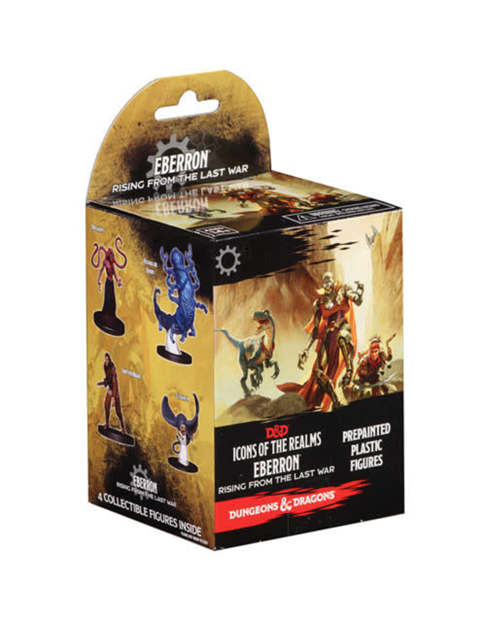 WizKids D&D Icons of the Realms Miniatures: Eberron - Rising from the Last War - Booster Pack