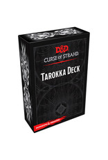 Wizards of the Coast Dungeons and Dragons RPG: Curse of Strahd - Tarokka Deck (54 cards)