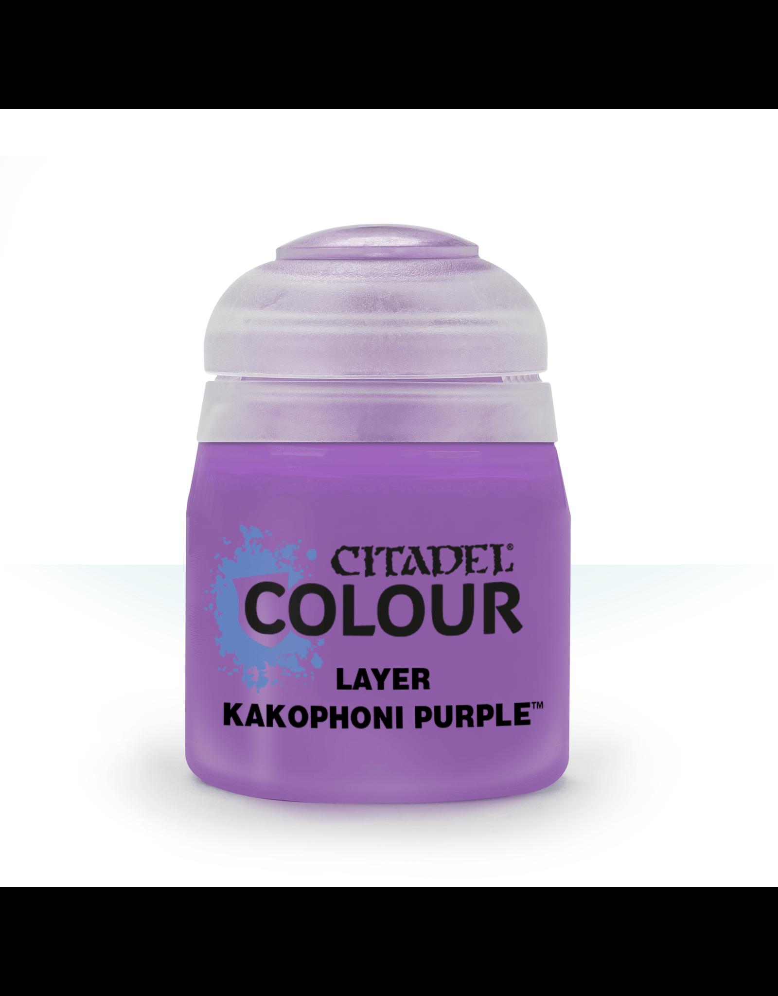 Citadel Kakophoni Purple