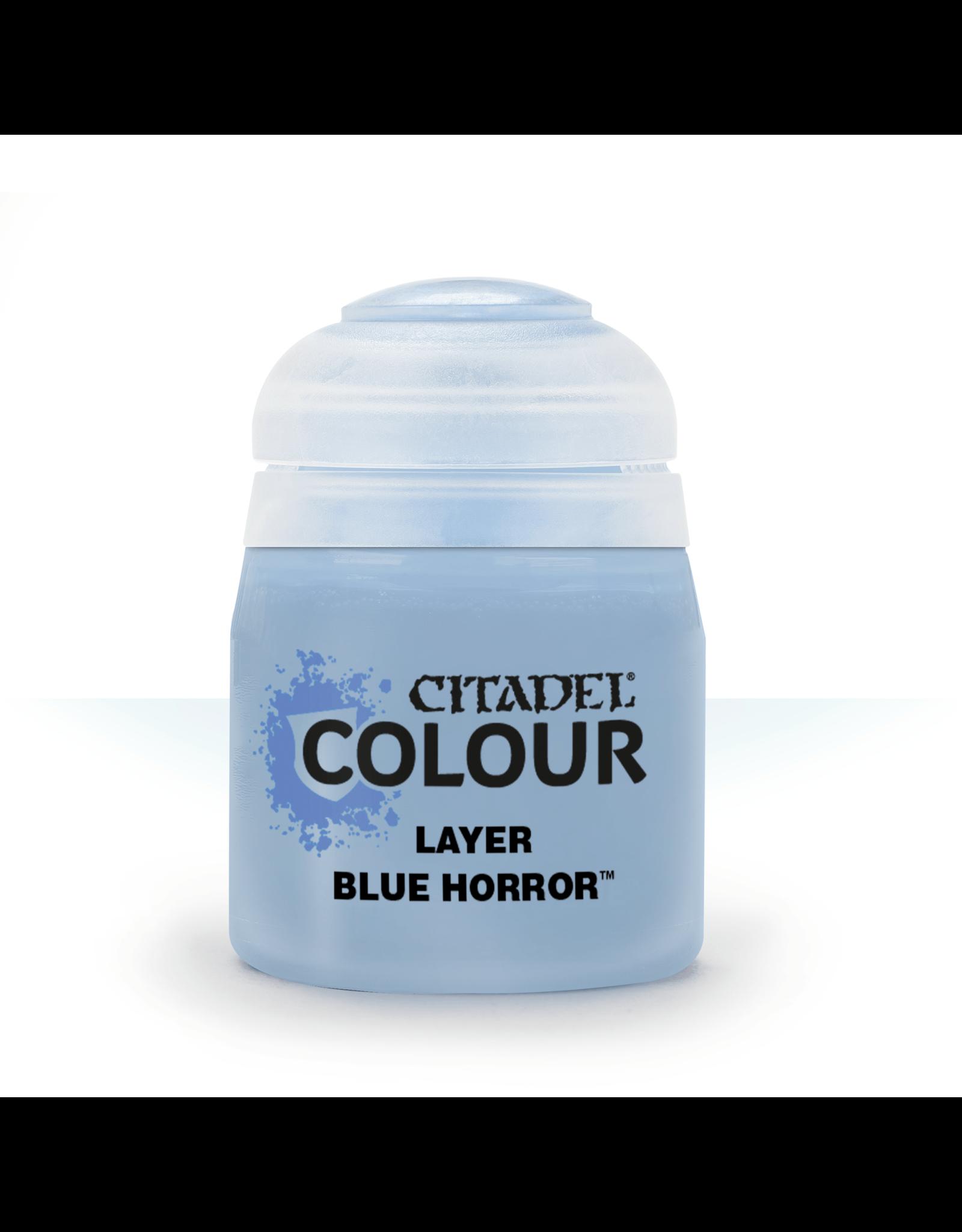 Citadel Blue Horror
