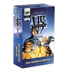 Upper Deck VS System 2PCG: Marvel: The Fantastic Battles