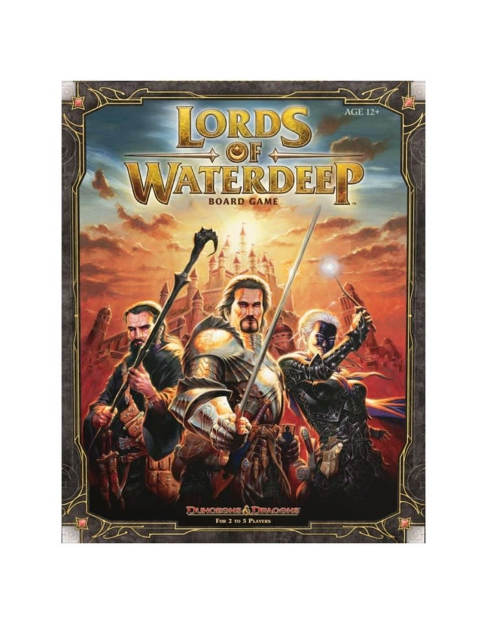 Wizards of the Coast D&D: Lords of Waterdeep Boardgame