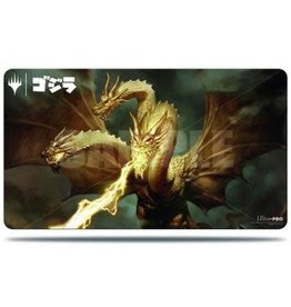 Ultra Pro Ghidorah, King of the Cosmos Playmat for Magic: The Gathering