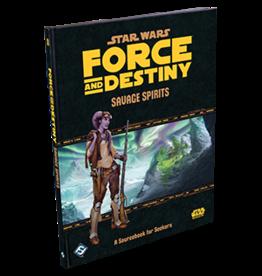 Fantasy Flight Games Star Wars RPG: Force and Destiny- Savage Spirits