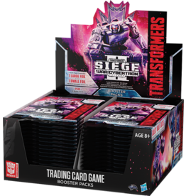 Wizards of the Coast Transformers TCG: War for Cybertron - Siege 2 Booster Box