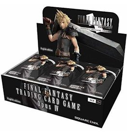 Square Enix Final Fantasy TCG Opus IV Booster Box
