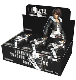 Square Enix Final Fantasy TCG Opus II Booster Box