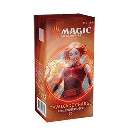 Wizards of the Coast Mtg Challenger Deck: Cavalcade Charge