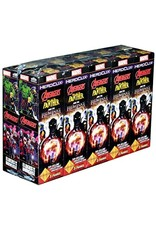 WizKids Marvel Heroclix: Black Panther and the Illuminati Booster Brick