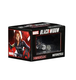 WizKids Marvel Heroclix: Black Widow Movie- Black Widow on Motorcycle
