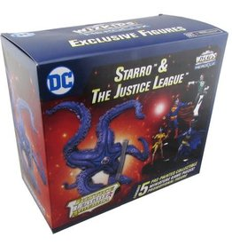 WizKids DC Heroclix: Starro and the Justice League