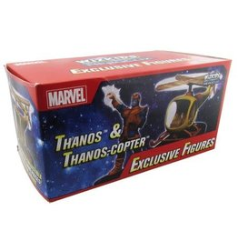 WizKids Marvel Heroclix: Thanos and Thanos-Copter