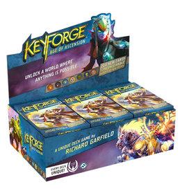 Fantasy Flight Games Keyforge: Age of Ascension Deck Booster Box
