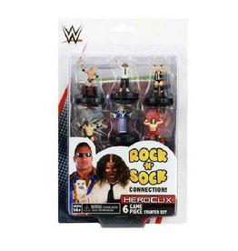 WizKids WWE Heroclix: Rock 'N' Sock Connection Starter Set