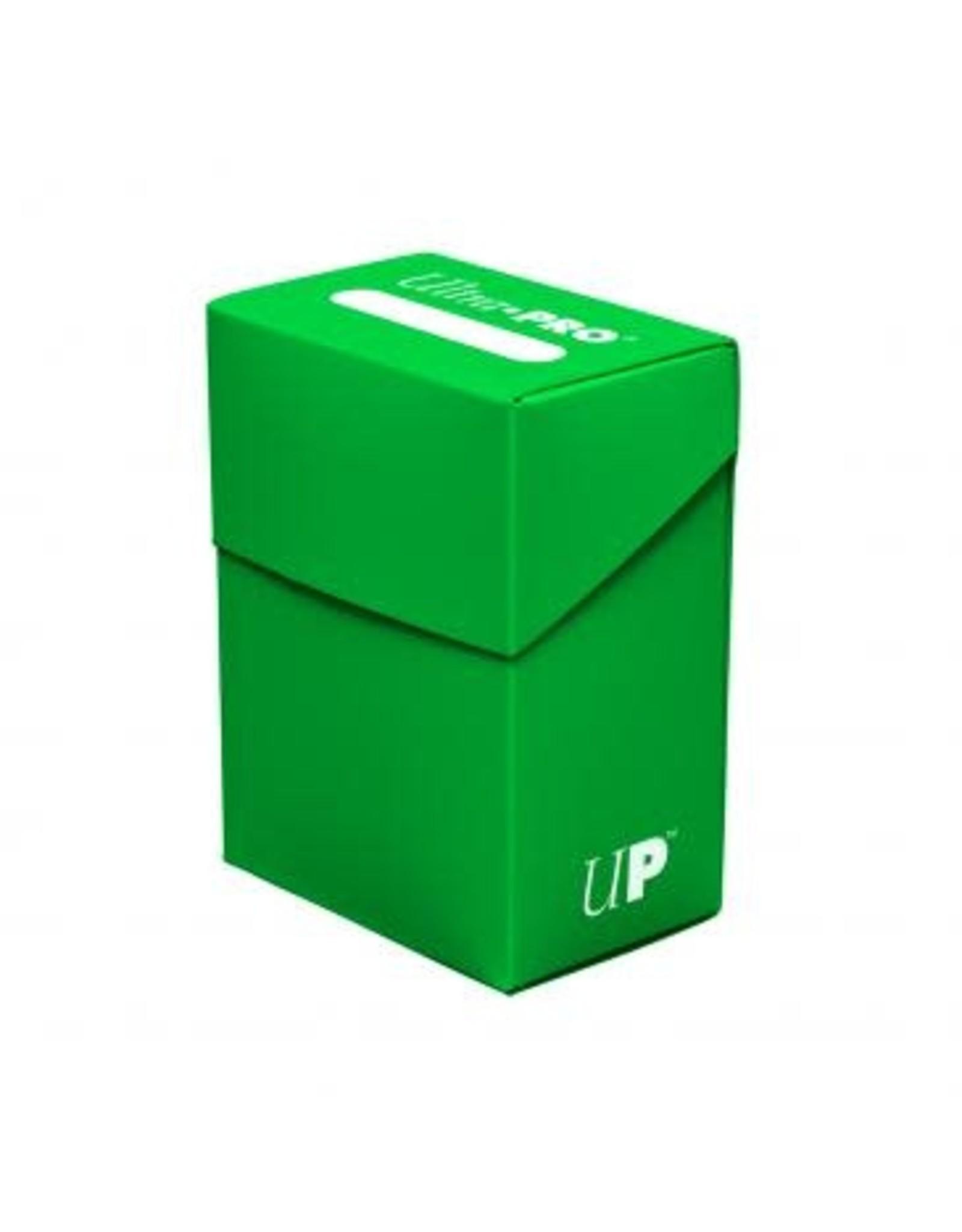 Ultra Pro Deck Box: Lime Green