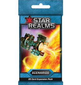 White Wizard Games Star Realms Deck Building Game: Scenarios