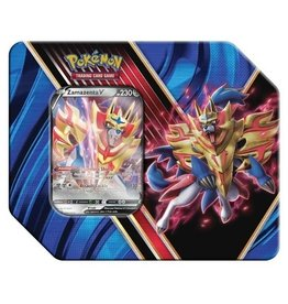 The Pokemon Company Pokemon TCG: Legends of Galar Zamazenta Tin