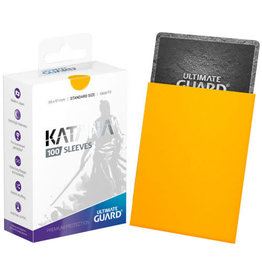 Ultimate Guard Ultimate Guard Katana Sleeves (100) Yellow