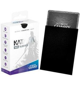 Ultimate Guard Ulltimate Guard Katana Sleeves (100) Black