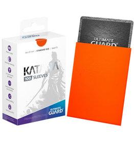 Ultimate Guard Ultimate Guard Katana Sleeves (100) Orange