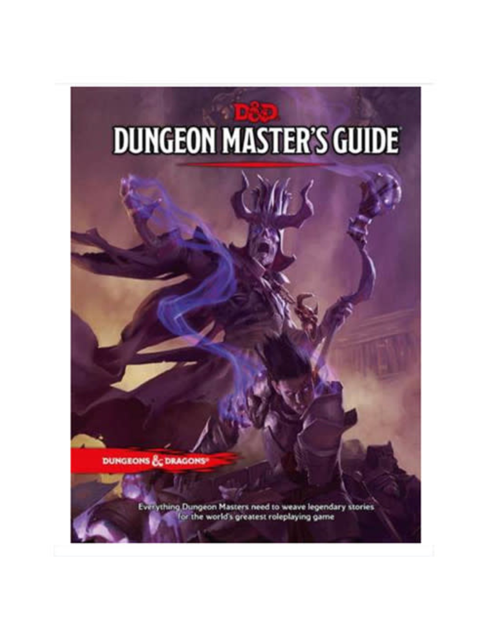 Wizards of the Coast Dungeons and Dragons RPG: Dungeon Master's Guide 5th ed