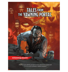 Dungeons and Dragons RPG: Tales of the Yawning Portal 5th ed