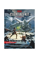 Wizards of the Coast Dungeons and Dragons RPG: Essentials Kit