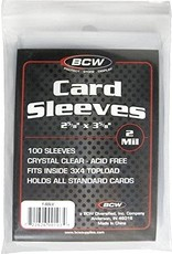 BCW BCW Penny Sleeves