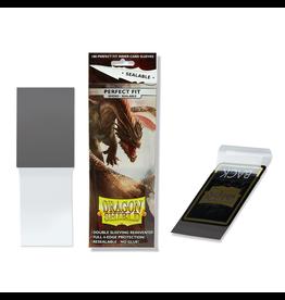 Dragon Shield Dragon Shields: (100) Perfect Fit  Sealable Smoke