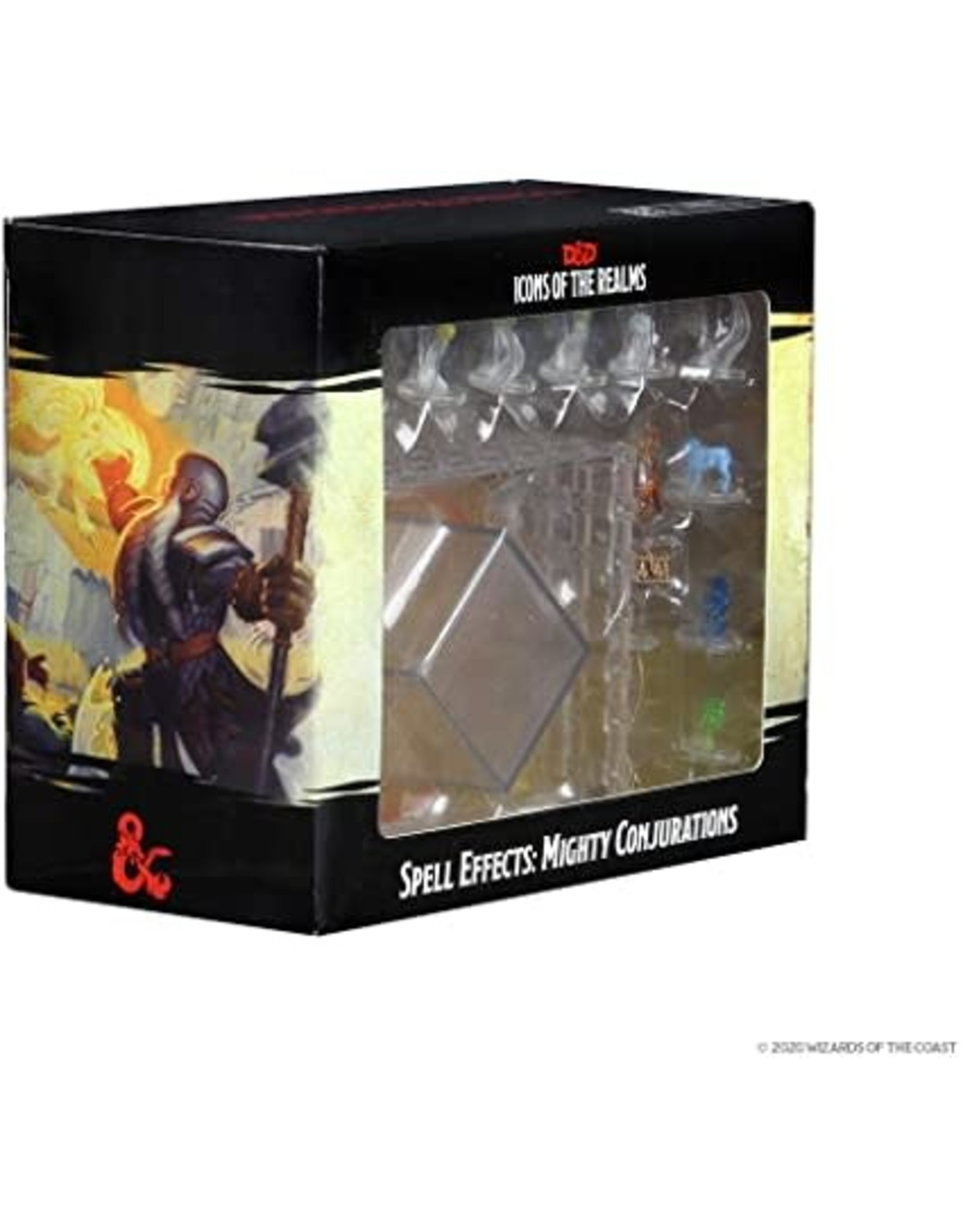 WizKids D&D Icons of the Realms: Spell Effect- Mighty Conjurations