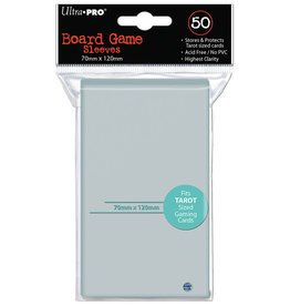 Ultra Pro Board Game Sleeves: Tarot Card 70mm x 120mm (50)