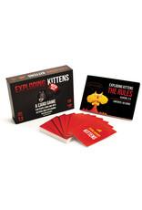 Exploding Kittens Exploding Kittens: NSFW Edition