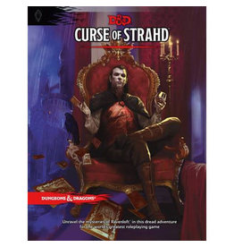 Wizards of the Coast Dungeons and Dragons RPG: Curse of Strahd