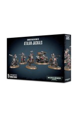 Games Workshop Genestealer Cults Atalan Jackals