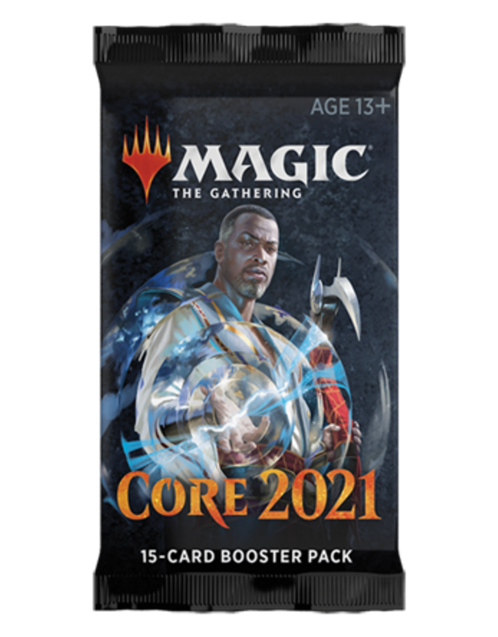 Wizards of the Coast Magic the Gathering: Core Set 2021 - Booster Pack