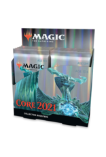 Wizards of the Coast Magic the Gathering: Core Set 2021 - Collector Booster Box
