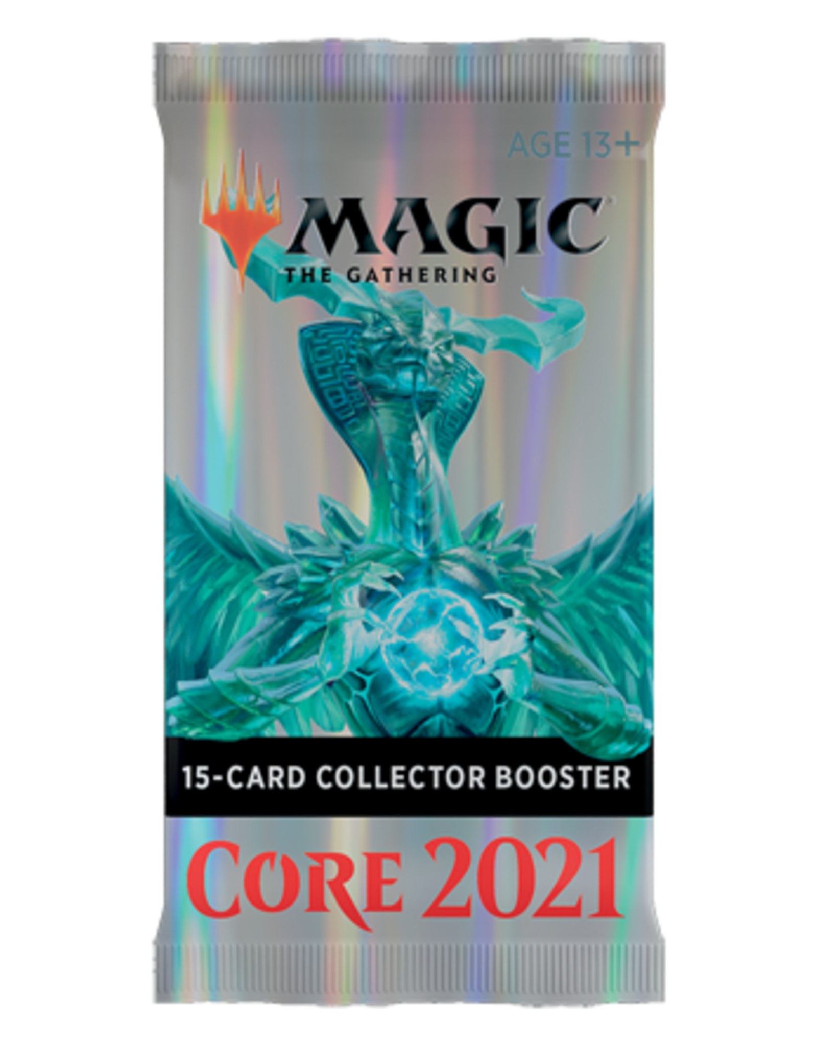 Wizards of the Coast Magic the Gathering: Core Set 2021 - Collector Booster Pack