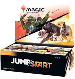 Wizards of the Coast Magic the Gathering: Jumpstart - Booster Box