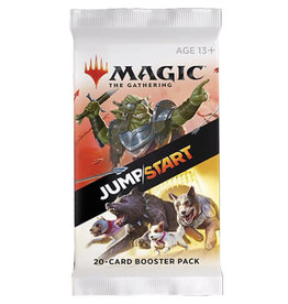 Wizards of the Coast Magic the Gathering: Jumpstart - Booster Pack