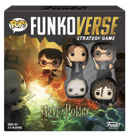Funko Games POP! Funkoverse Strategy Game Harry Potter 100 Base Set