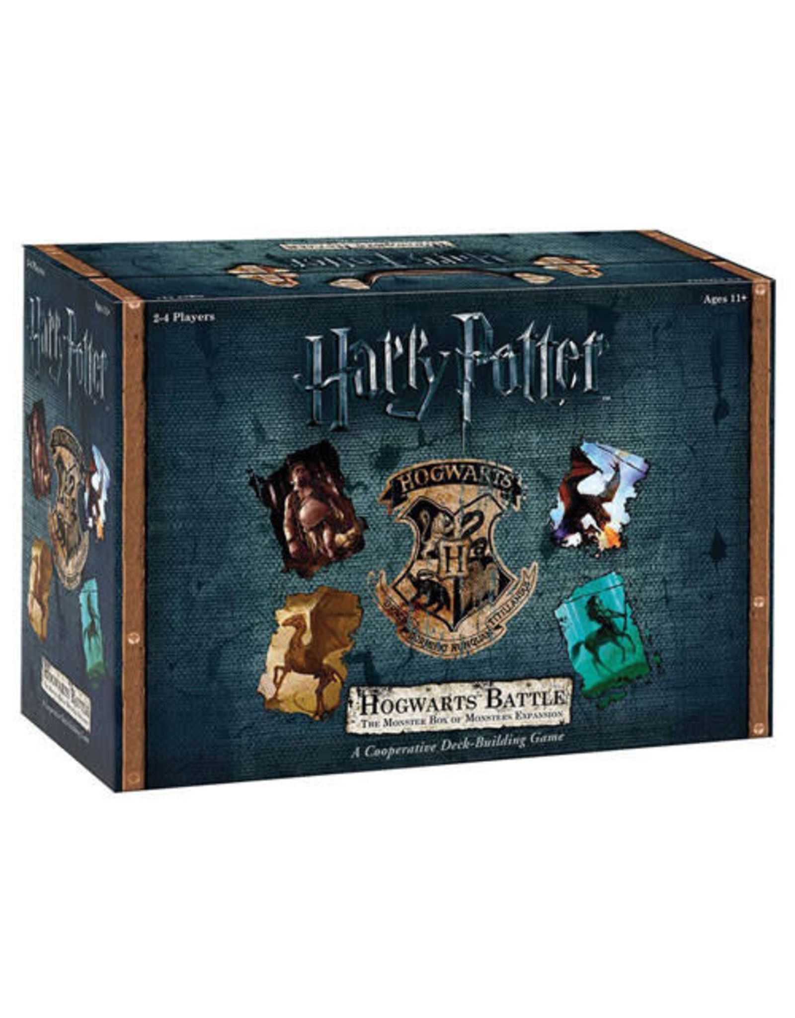 The OP Harry Potter: Hogwarts Battle DBG - The Monster Box of Monsters Expansion